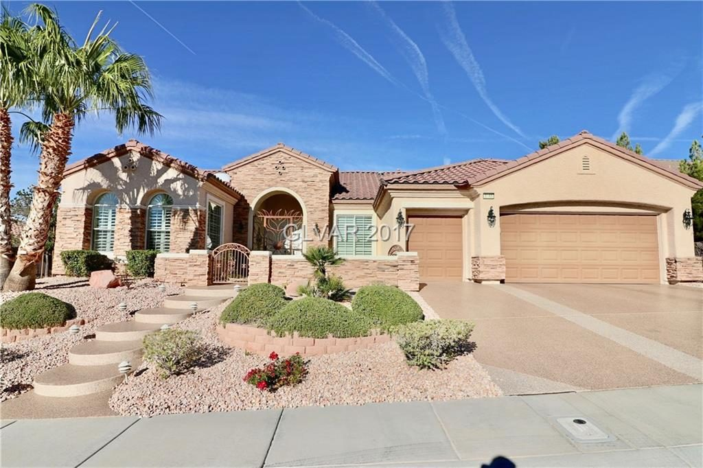 Dell Webb Las Vegas Homes